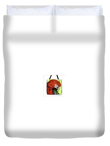 Tote Bags Duvet Cover