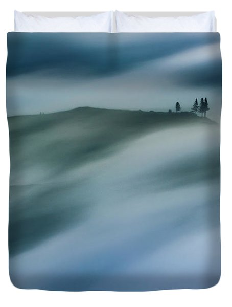 Touch Of Wind Duvet Cover