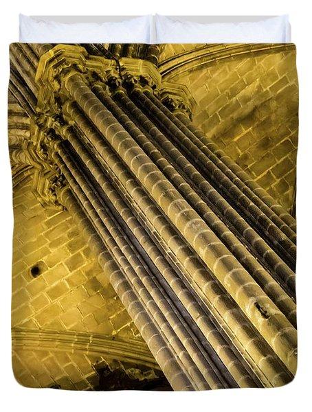 Tower Of Strength Duvet Cover