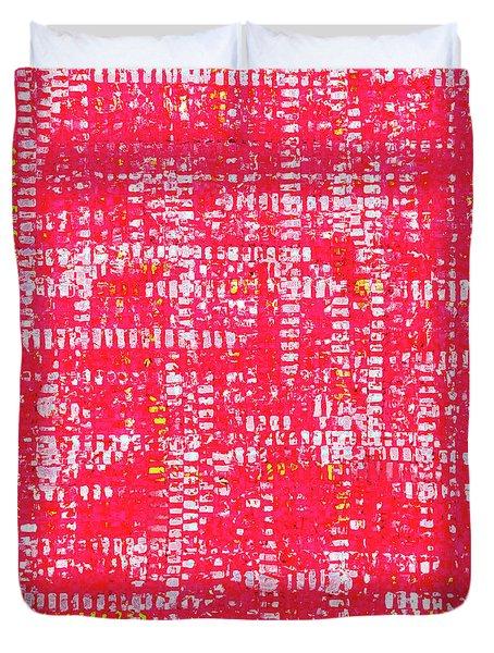 Mosaic Tapestry 1 Duvet Cover