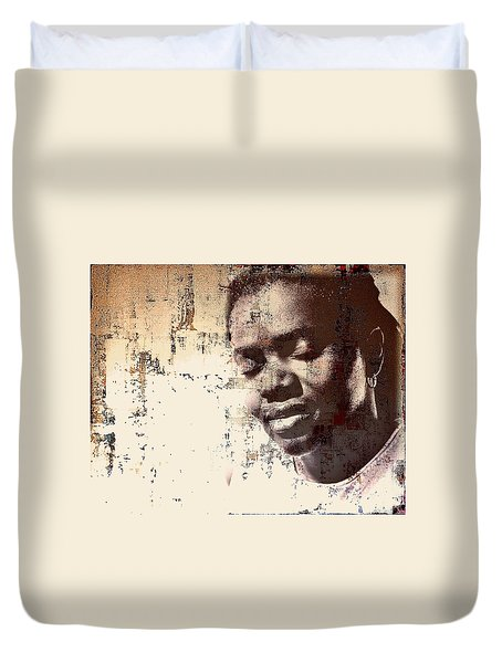 Tracy Chapman Duvet Cover