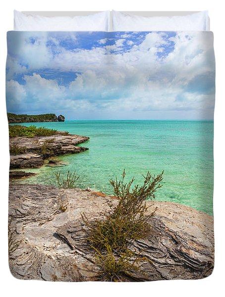Tranquil Sea Duvet Cover