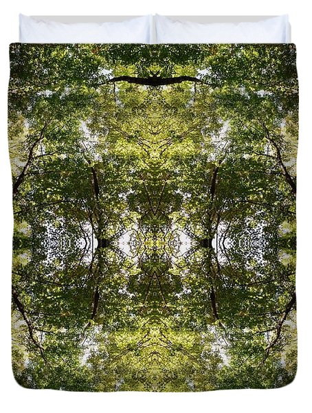 Tree No. 14 Duvet Cover