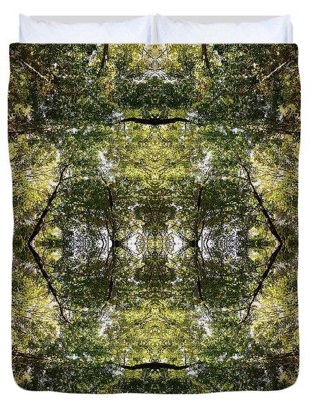 Tree No. 14 Duvet Cover