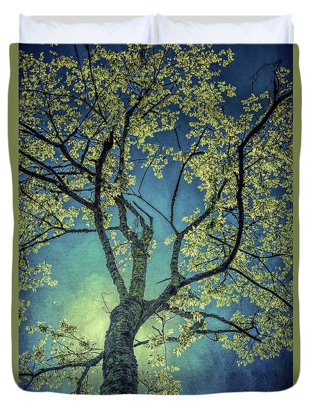 Tree Tops 0945 Duvet Cover