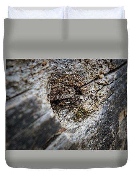 Tree Wood Duvet Cover