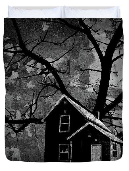 Treehouse II Duvet Cover