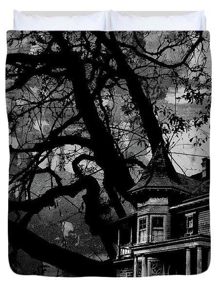 Treehouse IIi Duvet Cover