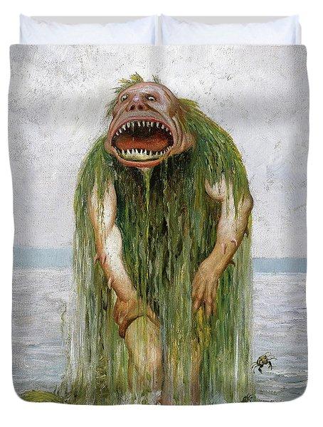 Troll Duvet Cover