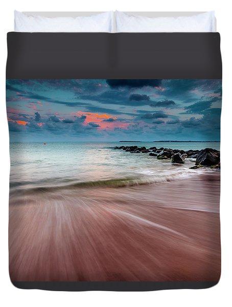 Tropic Sky Duvet Cover