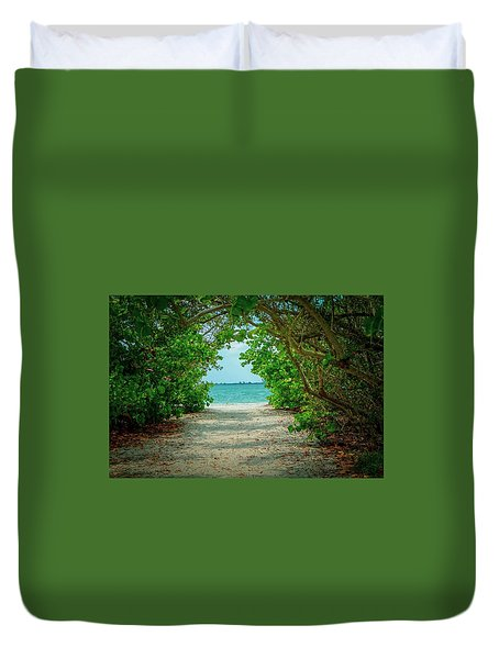 A Room With A View Duvet Cover
