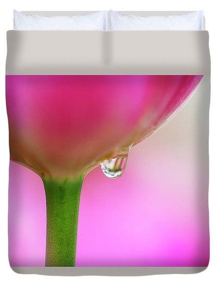 Tulip Drop Duvet Cover