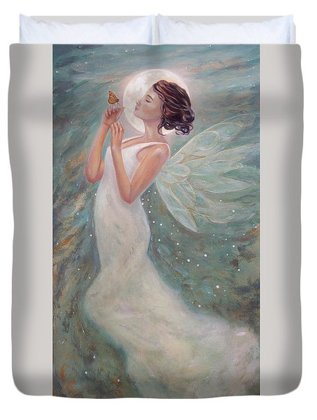 Twilight Summer Dream Duvet Cover