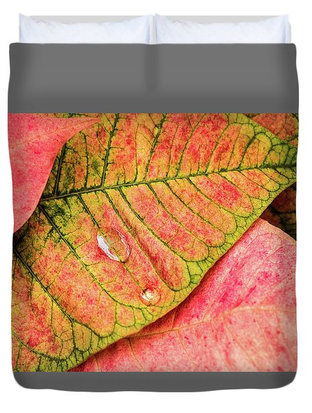 Two Drops Duvet Cover
