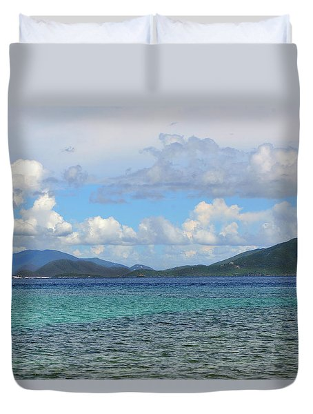 Two Nations Duvet Cover