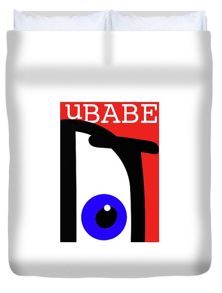 Ubabe French Duvet Cover