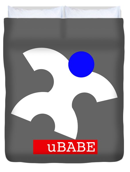 Ubabe Jazz  Duvet Cover
