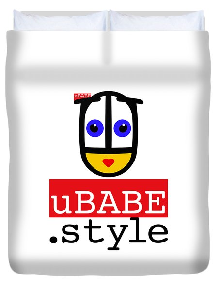 Ubabe T Shirt Duvet Cover