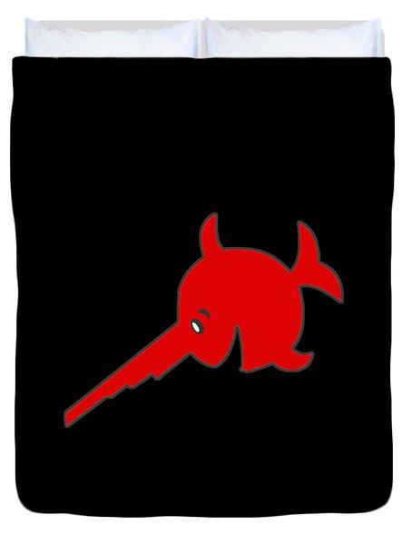 Uboat Swordfish Duvet Cover