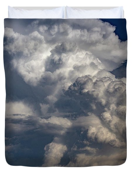 Updrafts And Anvil 008 Duvet Cover