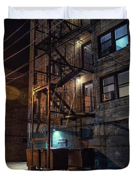 Urban Nights Duvet Cover
