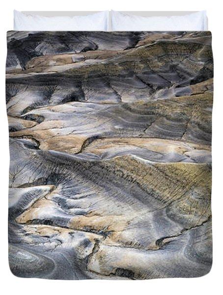 Utah Desert Panorama Duvet Cover