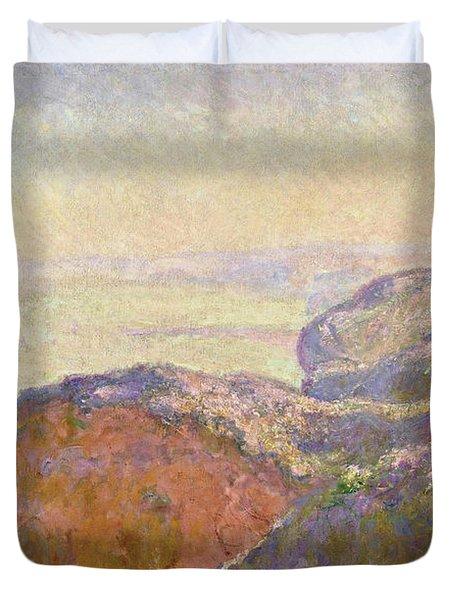 Val-saint-nicolas, Near Dieppe - Digital Remastered Edition Duvet Cover