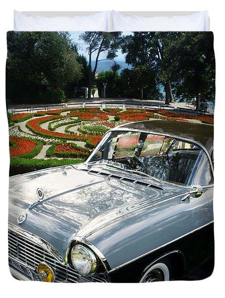 Vauxhall Cresta In Croatia Duvet Cover