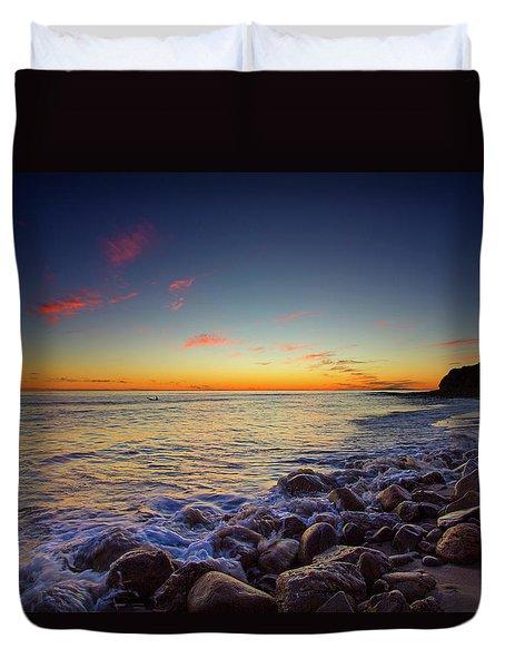 Ventura Sunset Duvet Cover