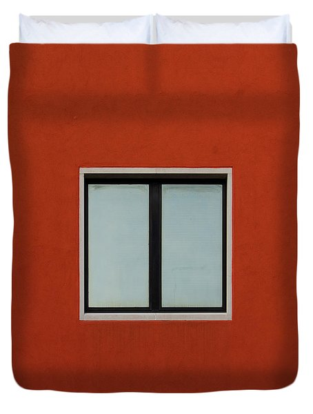 Verona Windows 2 Duvet Cover