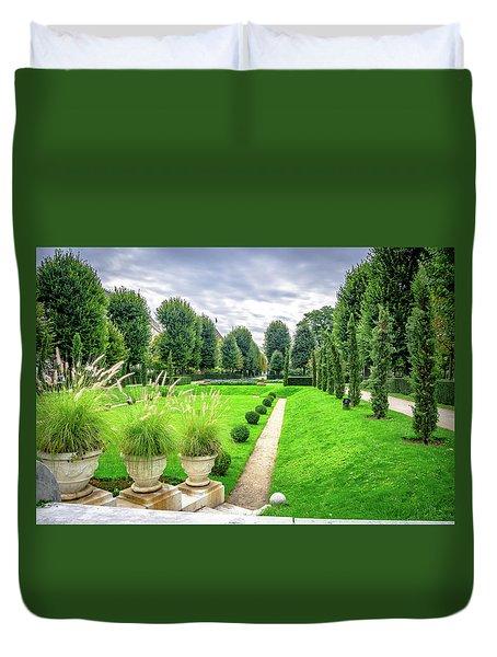 Vienna Garden Duvet Cover