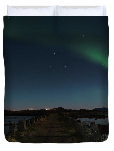 Viking Path Duvet Cover