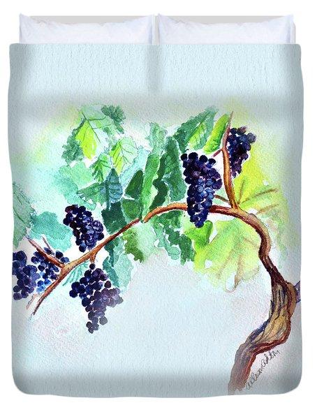 Vine And Branch Duvet Cover