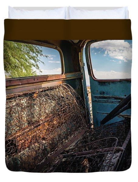 Vintage Comfort Duvet Cover