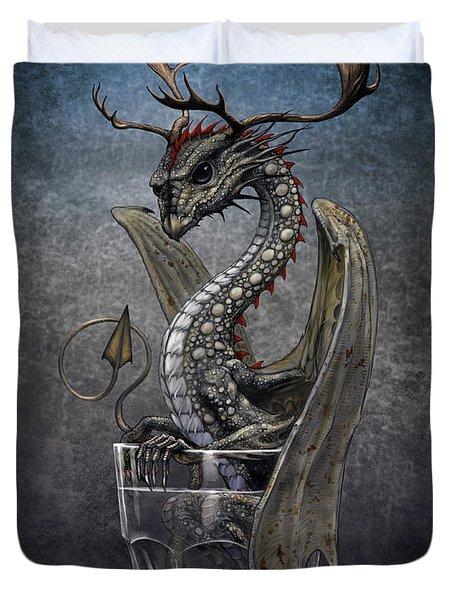 Vodka Dragon Duvet Cover