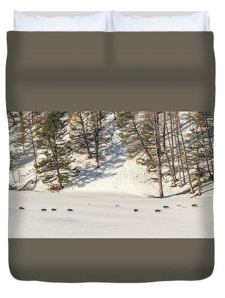 W48 Duvet Cover
