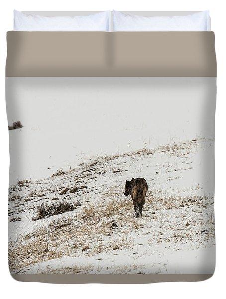 W52 Duvet Cover