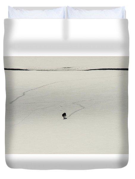 W54 Duvet Cover