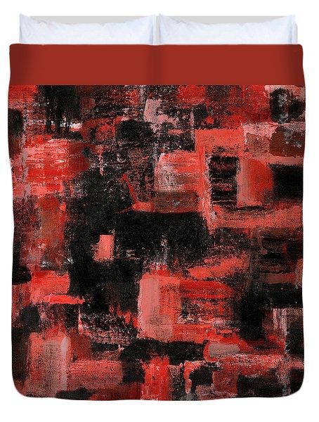 Wall Of Fame Duvet Cover