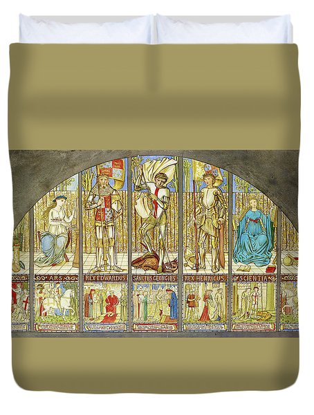 Wars Of The Roses - Digital Remastered Edition Duvet Cover