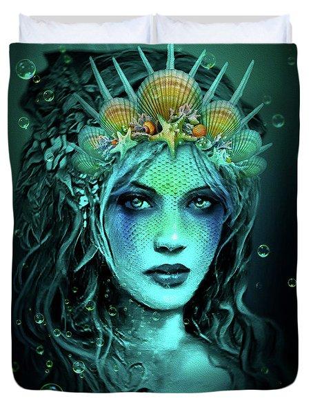 Water Queen Duvet Cover