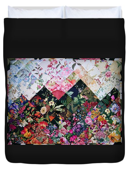 Watercolor Sunset Duvet Cover