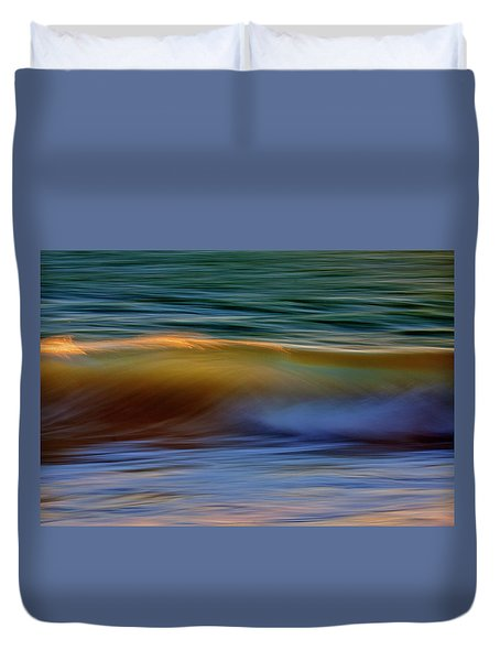 Wave Abstact Duvet Cover