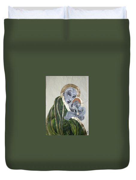 We Carry Our Inheritance Duvet Cover