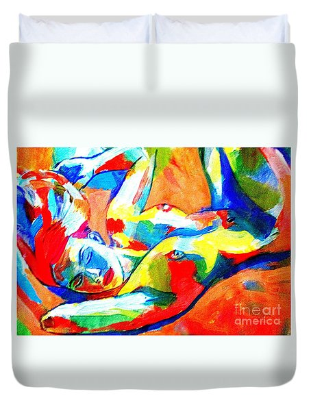 Wellness Duvet Cover
