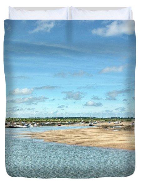 Wells Harbour Duvet Cover