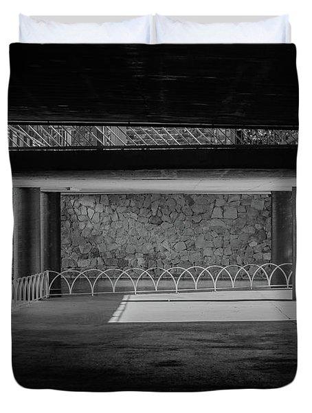 West Park Underpass Duvet Cover