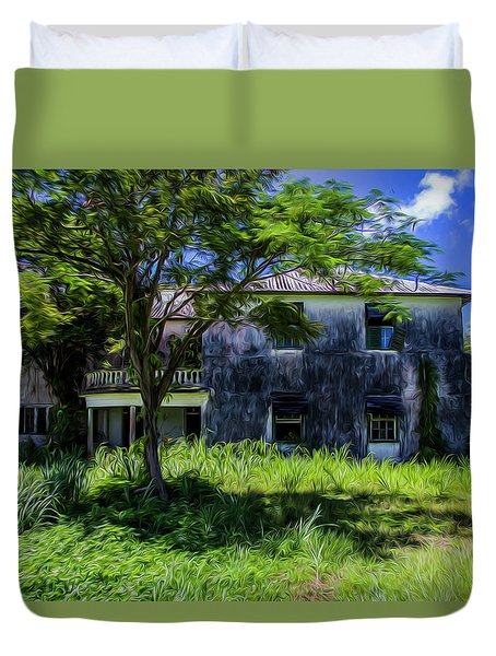 Westmoreland Plantation Duvet Cover