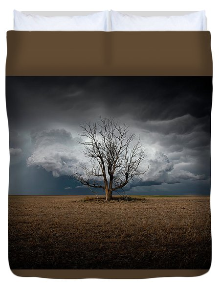 When Dreams Become Reality Duvet Cover