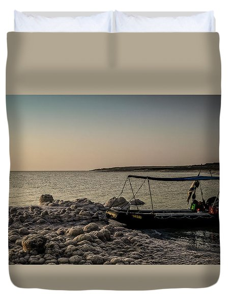 Where Have All The Sailors Gone?  Duvet Cover